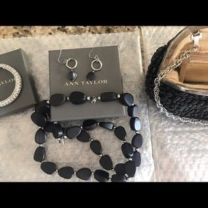 Ann Taylor Necklace and Earrings